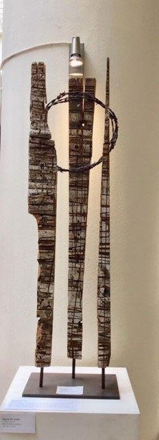 Marion McConaghy, Three crosses